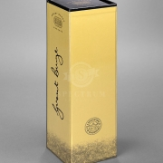 Reversable lid Wine Display Gift box