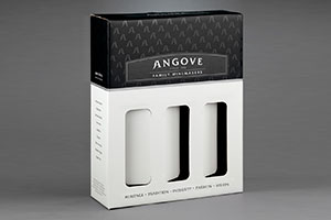Angove 3 Bottle Carry pack