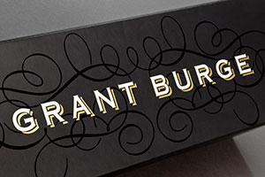 Grant Burge Premium Gift Box