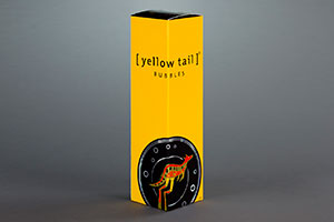 Yellowtail Cardboard Gift Box