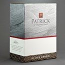 Patrick T Shipper carton