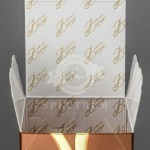 Sparkling wine gift boxes