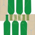 Wine Box Packaging-3D Wine Box Design