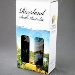 Promotion Wine packaging - 2 Bottle gift boxes