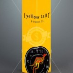 Yellowtail wine gift box - Cardboard wine boxes