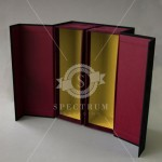 Premium wine gift box packaging- Two bottle Gift box
