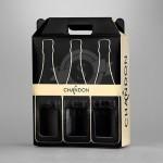 Cellar door Packaging - Wine bottle carry packs
