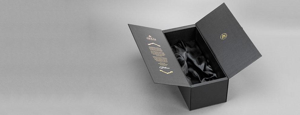 Premium Wine Gift Box Packaging- Wine Packaging